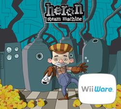 Heron: Steam Machine box