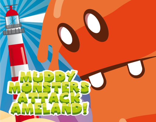 Muddy Monsters Attack Ameland