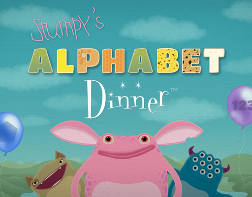 Stumpy's Alphabet Dinner